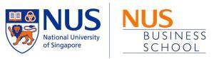 NUS&bschool logo