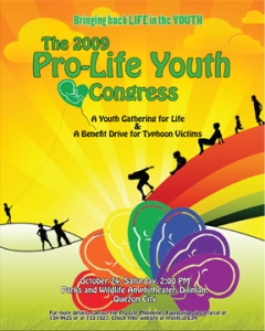 pro-life youth congress