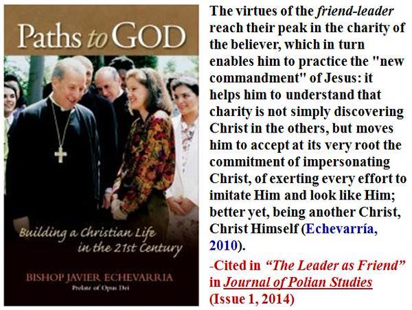 Journal of Polian Studies - Paths to God - citation