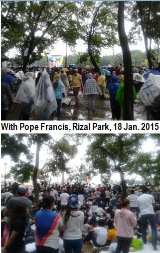 Pope Luneta 18Jan2015